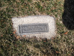 Shirley Edith Harris