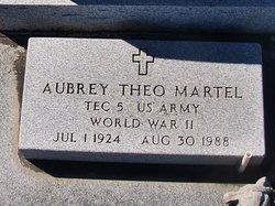 Aubrey Theo Martel