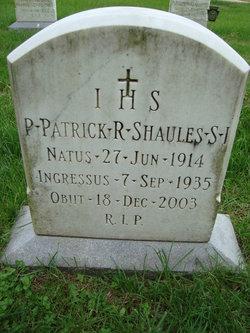 Patrick R Shaules