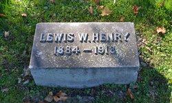 Lewis William Henry