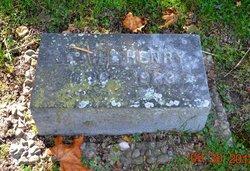 Leah E Henry