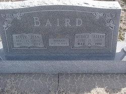 Audice Allen Baird