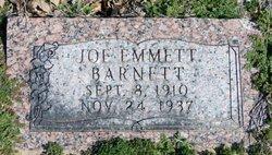 Joe Emmett Barnett