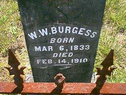 William Wesley Burgess