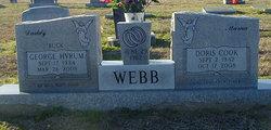 Doris <I>Cook</I> Webb