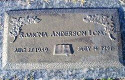 Ramona Ann <I>Morley</I> Anderson Long