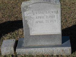 "Benjamin Franklin ""Frank"" Bagwell"