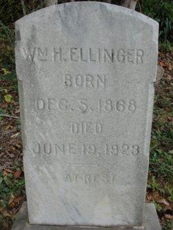 William H Ellinger