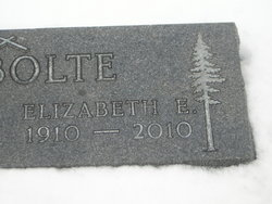 Elizabeth Ellen <I>Stearns</I> Niebolte