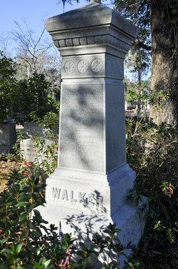 "Elizabeth Morehead ""Eliza"" <I>Davis</I> Walker"