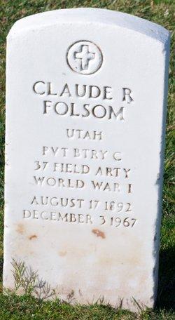 Claude Reid Folsom