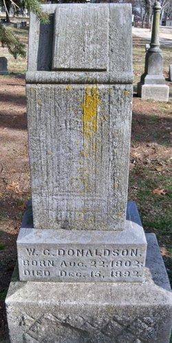 Judge Walter G. Donaldson