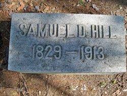Samuel D Hill