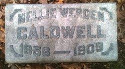 Nellie <I>Werden</I> Caldwell