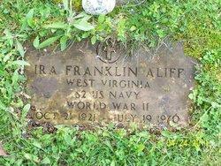 Ira Franklin Aliff