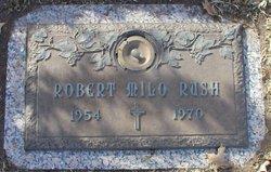 Robert Milo Rush
