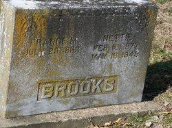 Nettie <I>Williams</I> Brooks