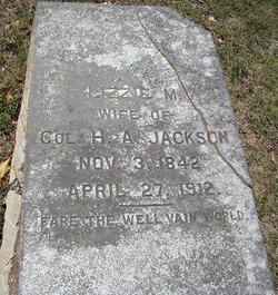 Lizzie M. Jackson