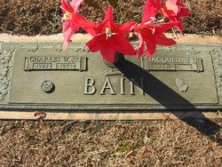 Charles Walter Bain, Jr