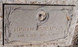 Michael John Modic