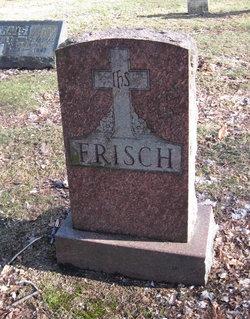 Marie A. <I>Hartmann</I> Frisch