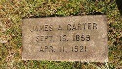 James Alexander Carter