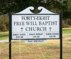 Fortyeight Cemetery