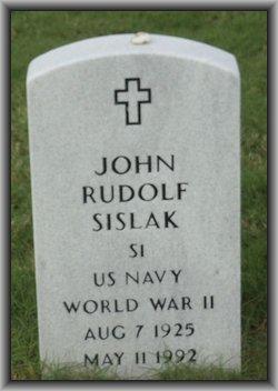 John Rudolf Sislak