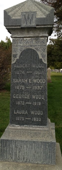 Sarah Elizabeth <I>Birch</I> Wood