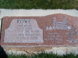 Charles Daniel Rowe