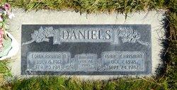 """Isaac Christian """"Ike"""" Daniels"""