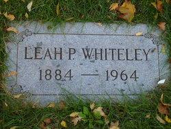 Leah Pauline <I>Jennings</I> Whiteley