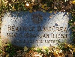 Beatrice Colleen <I>O'Conner</I> McCrea
