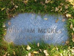 William McCrea