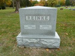 Bertha Anne <I>Fiene</I> Reinke