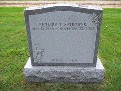 Rev Richard T. Satkowski