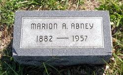 Marion Archibald Abney