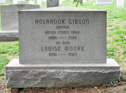 Louise <I>Moore</I> Gibson