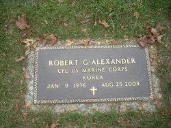 Robert Glenn Alexander