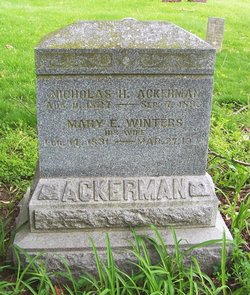Nicholas H. Ackerman