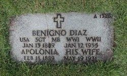 Benigno Díaz