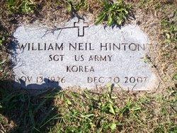 """William Neil """"Pappy"""" Hinton"""