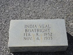 India <I>Veal</I> Boatright