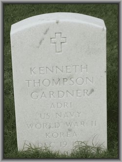 Kenneth Thompson Gardner