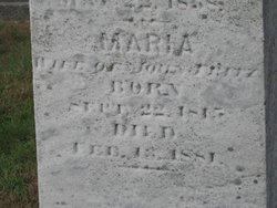 Maria <I>Hoffman</I> Fritz