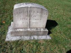 Charlotte Emma <I>Wright</I> Smith