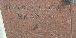 Beverly Calori Branch