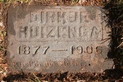 Dirkje <I>Visbeek</I> Huizenga