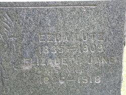 Ezra Lutz