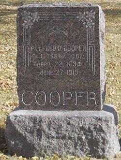 Fred O. Cooper